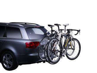 Крепления для перевозки велосипедов на фаркопе