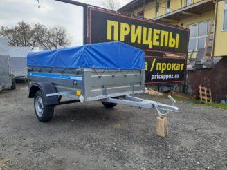 «Кремень» ПРОФИ 2,25х1,3х0,43 А (на рессоре ALKO)