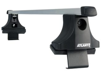 Багажник Atlant LADA vesta прямоугольная дуга 1260 мм сечением 20х30
