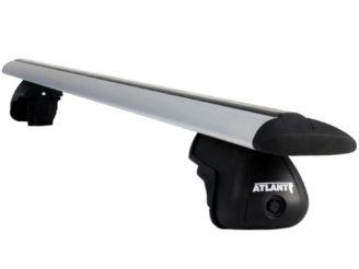 Багажник Atlant на интегрированные рейлинги дуга крыло 1260 мм